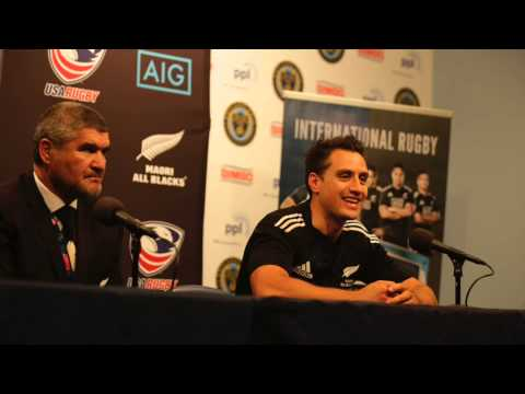 Comments on USA crowd's response to the Haka - USA Eagles v New Zealand Maori All Blacks -