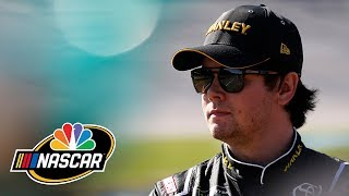 Erik Jones on track for NASCAR Playoffs, still racing to win (FULL INTERVIEW) | Motorsports on NBC