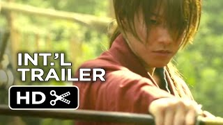 Rurouni Kenshin - Rurouni Kenshin: Kyoto Inferno Official UK Trailer #1 (2014) - Japanese Live Action Movie HD