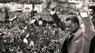 """بالفيديو.. شاهد أشهر خطابات الرئيس جمال عبد الناصر: """"تأميم قناة السويس"""""""