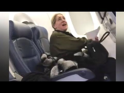 Woman Suspended From Job After Video Shows Her Yelling at Flight Attendant