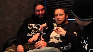 ALL SHALL PERISH: Interview with Eddie & Mike