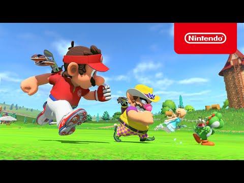 Mario Golf: Super Rush - Overview Trailer - Nintendo Switch