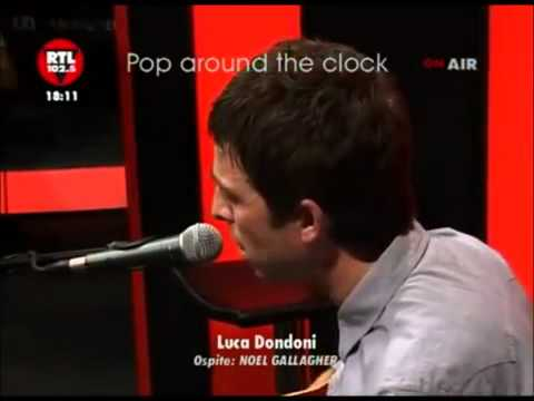 Noel Gallagher - Supersonic Acoustic