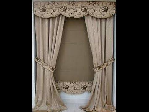 Como hacer cortinas paso a paso aprenda como hacer una for Como poner ganchos de cortinas