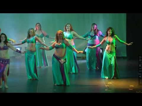 Sefirah & Oriental Dance Hungary demo 2010 / Fanveil, Tango-Oriental, Drum Solo