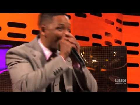 Will & Jaden Smith: Freestyle Rap Together! The Graham Norton Show May 30 BBC AMERICA