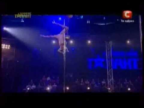 Украина мае талант 4 Ксения Скай.mov