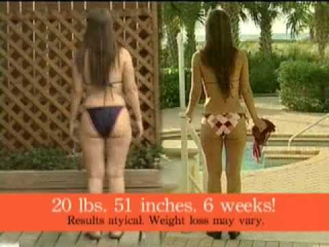 Weight Loss Transformation - How to lose 20 Pounds in 6 Weeks - YouTube