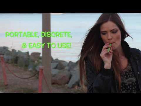 Greensticks Botanicals: 100% Plant Based Vaporizer