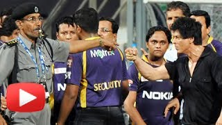 IPL 2014 Final - Will Shahrukh Khan Be Allowed In Wankhede Stadium?