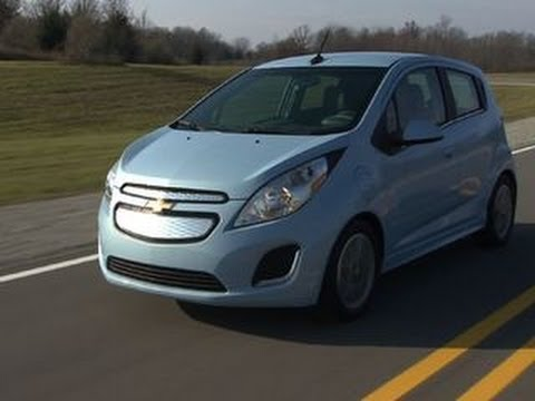 CNET On Cars - Top 5 electric cars (summer 2013)