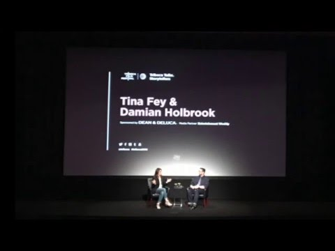 Tina Fey - Tribeca Film Festival 2016 - Full Interview (Audio)