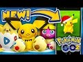 Pokemon GO *NEW* POKEMON UPDATE! - NEW EGGS, BABY POKEMON + F...