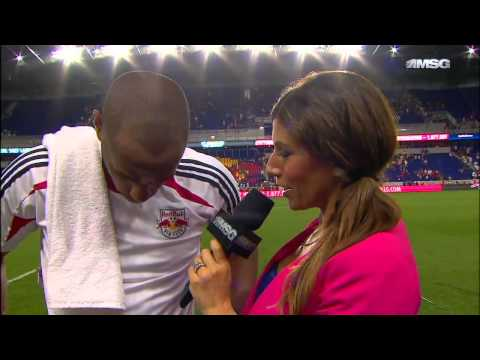 Thierry Henry post Montreal Impact game interview 2013