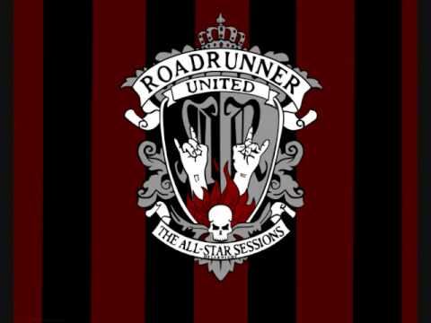 Roadrunner United - Blood and Flames (Lyrics)