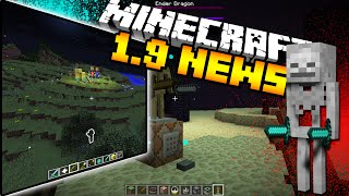 Minecraft 1.9 News - DUAL WIELD SKELETONS, MINECON 2015 & MORE!
