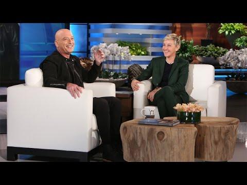 Howie Mandel and Madonna's Flirty Exchange