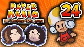 Paper Mario TTYD: Sewer Adventure - PART 24 - Game Grumps