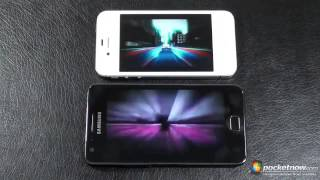 iPhone 4S vs Samsung Galaxy S 2
