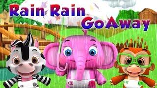 mưa mưa biến đi | nhac thieu nhi hay nhất | ca nhac thieu nhi | Little Treehouse