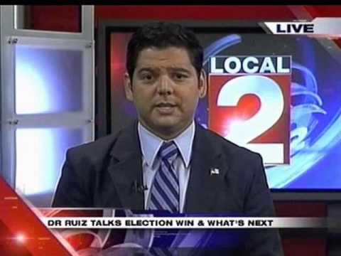 Raul Ruiz Congressman Raul Ruiz 11-21-12