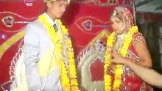Too Much Scared Bride ! Funny Moment at Wedding Time Na Kar VIdeos