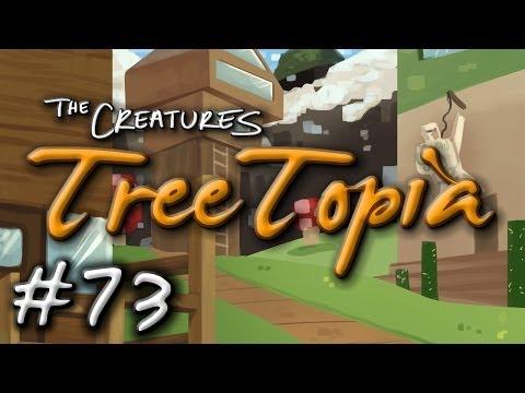 SKELETON PALOOZA - Minecraft: TreeTopia Ep.73