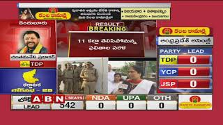 All Arrangements Set For Votes Counting In Karimnagar | Lok Sabha Elections 2019