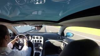 Alfa Romeo Brera 2.4 jtdm 2008 - Driving