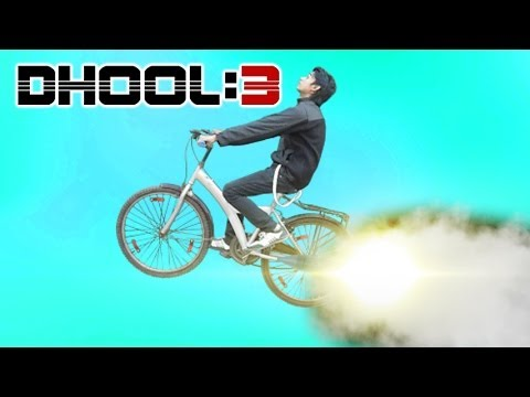 DHOOM 3 no way its DHOOL 3 Comedy Trailer (Exclusive) Full Comedy...