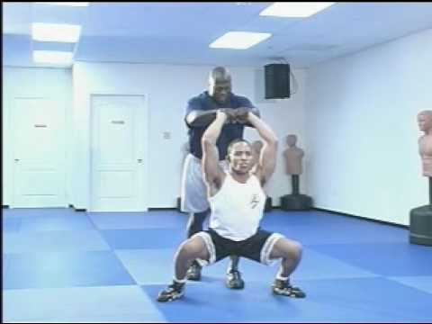 Dr. Rhadi Ferguson - Extreme Squats 11 Video