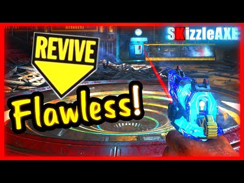 'Kino Der Toten' ⭐ Flawless 5th in The WORLD - DLC 5 Gameplay (Black Ops 3 Zombies Chronicles)
