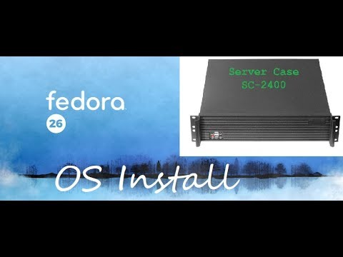 NAS OS Install (NAS Build part 4)