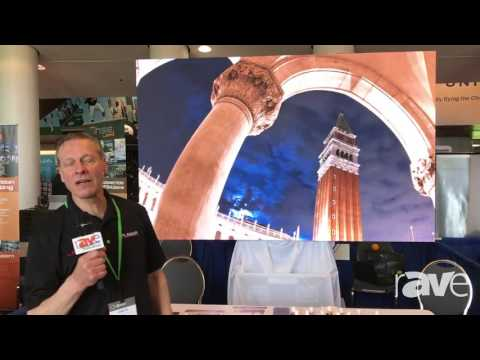 AVI LIVE: Planar Shows 1.9mm DirectView LED Display