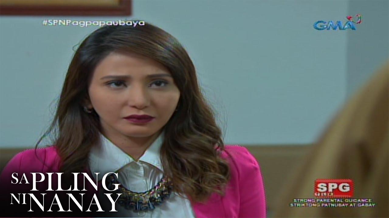 Sa Piling ni Nanay: Trust issues