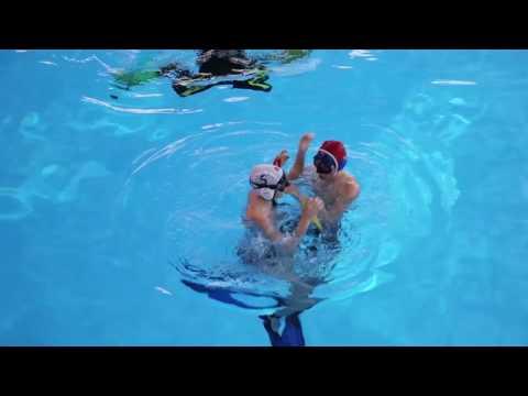 Подводная борьба (акватлон)
