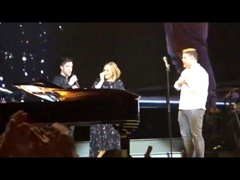 Adele Medley - Casual Cover - Ronan Scolard & Glenn Murphy Live In Dublin