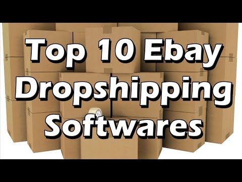 Top 10 Ebay Dropshipping Software of 2018