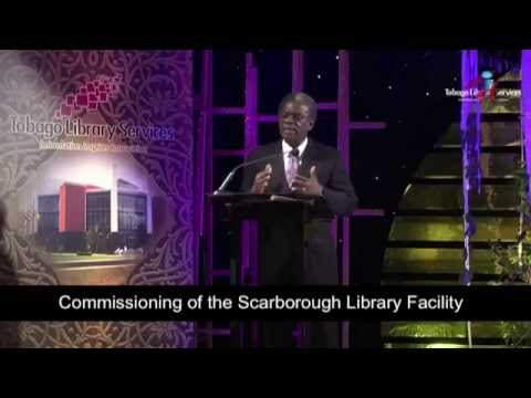 Spotlight - Commissioning of the new Scarborough Library Facility, 25 February, 2015