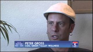 Talent medical marijuana dispensary says business is growing - Aug 21st, 2014