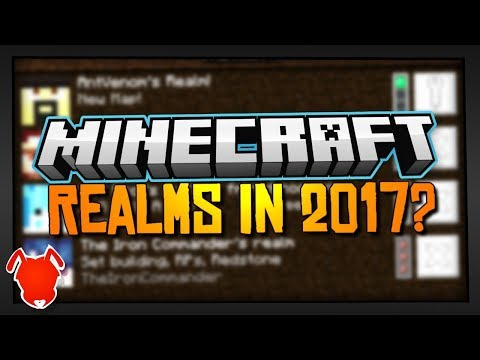 Is Minecraft Realms Worth Buying in 2017?