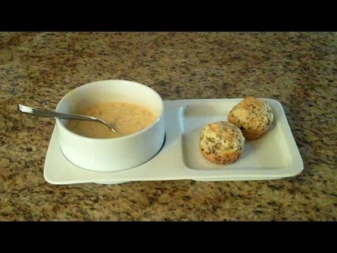 Wild Rice and Cheddar Cheese Soup - Lynn's Recipes