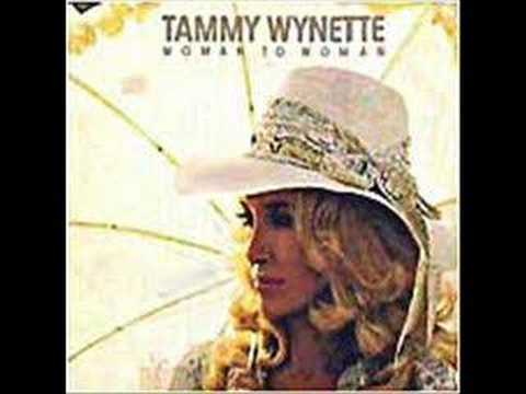 TAMMY WYNETTE- WHAT'S A LITTLE RAIN