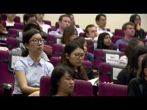 Nobel Prize Series Singapore 2015 – Lecture by Sir James Mirrlees