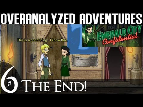 Emerald City Confidential | #6: The End
