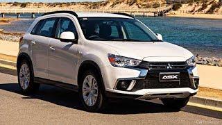 2019 Mitsubishi ASX - Compact and Stylish Japanese Crossover