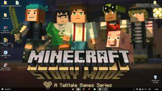 Descarga e Instala Minecraft Story Mode