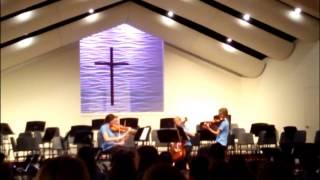 String Quartet No  2 Op  32 by Arthur Foote (Kristin Quick--Viola)