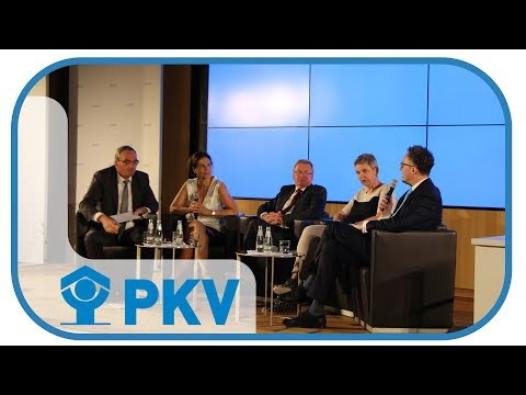 Expertenrunde zur Zukunft der Pflege in Deutschland | PKV